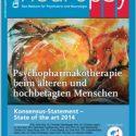 Psychopharmakotherapie beim älteren und hochbetagten Menschen
