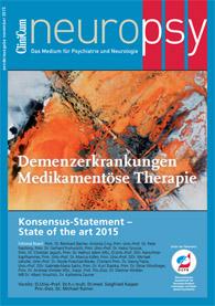 Demenzerkrankungen – Medikamentöse Therapie