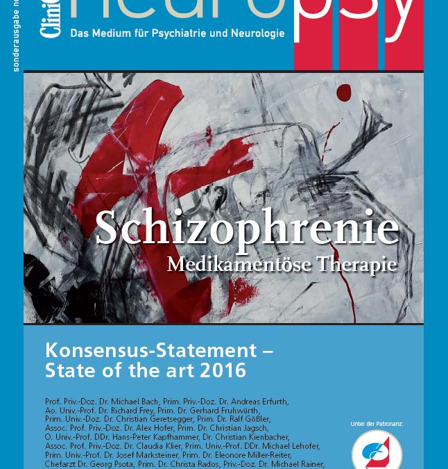 Schizophrenie  Medikamentöse Therapie