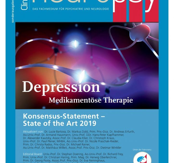 Depression – Medikamentöse Therapie